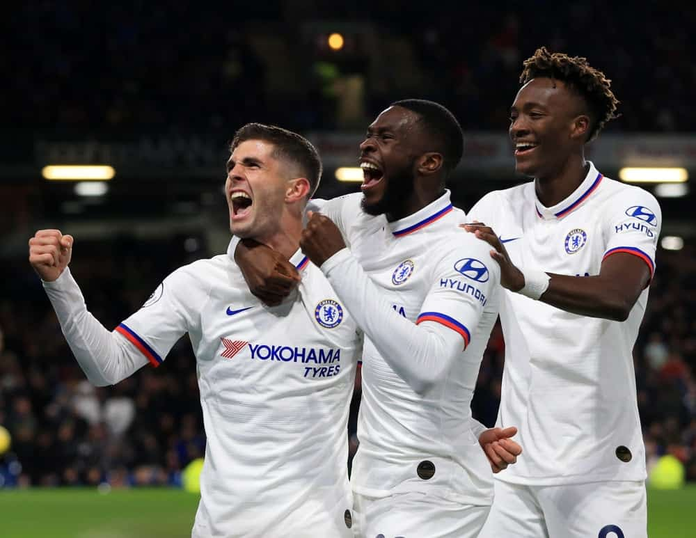 EPL DFS Picks DraftKings and FanDuel English Premier League Soccer Chelsea