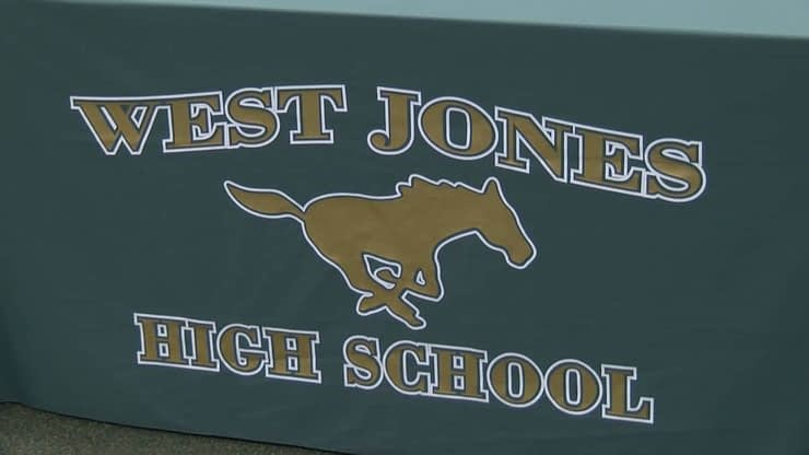 At West Jones High School in Jones County, Mississippi, racism isn't taken seriously. If you don't believe racism is alive, then wake up.