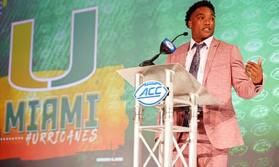 2021 Miami Hurricanes ACC Conference season preview depth chart schedule roster fantasy football betting picks