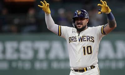 MLB DFS Picks. FREE DraftKings Daily Fantasy Baseball lineup advice based on Alex Baker's expert projections for 7/29 with Omar Narvaez.