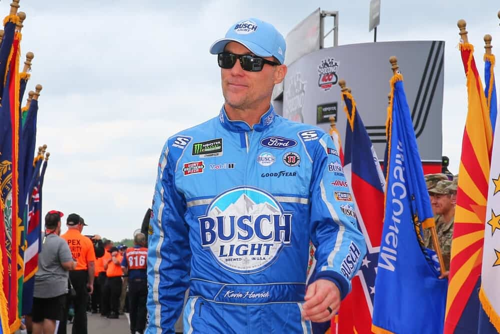 Watch Awesemo's NASCAR DFS Strategy Show for the Drydene 400 DraftKings + FanDuel fantasy picks like Kevin Harvick on Saturday, May 15.