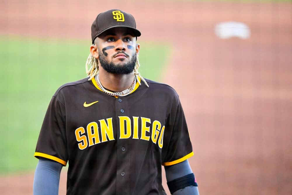 MLB DFS Picks, top stacks and pitchers for Yahoo, DraftKings + FanDuel daily fantasy baseball lineups, including the Padres| Monday, 6/7