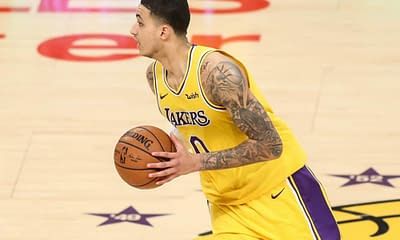NBA DFS FanDuel daily fantasy basketball Play-in Tournament lineups cheat sheet 5/19/21. Awesemo's expert picks and projections for May 19 with Kyle Kuzma.
