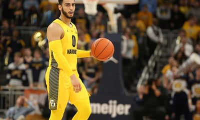 Austyn Varney brings you his CBB DFS picks for the Tuesday, Jan. 21 slate from Markus Howard to Aamir Simms for DraftKings and FanDuel
