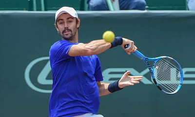 Awesemo's expert Tennis DFS picks today & projections for 2021 Citi Open DraftKings lineups with Jordan Thompson   8/3/21