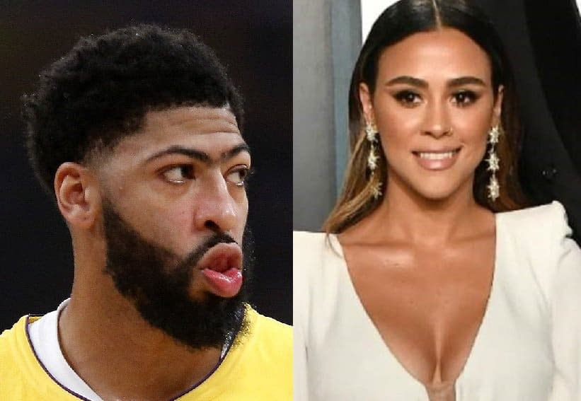 Anthony Davis Being Accused of Cheating on his Baby Mama ...