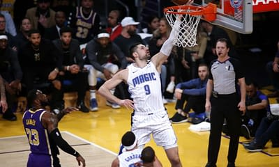 NBA SuperDraft Lineup Picks on Wednesday March 3 featuring Nikola Vucevic