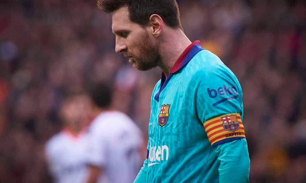 """Barcelona president warned manager Ronald Koeman that he isn't afraid to """"make decisions"""" if the club continues it's current slide"""