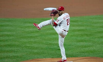 DraftKings & FanDuel Daily Fantasy Baseball pitchers rankings, projections ownership and optimal plays for Thursday May 20 featuring Vince Velasquez