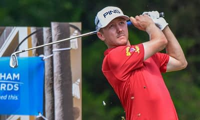 FREE: Corales Championship PGA DFS Picks for Daily Fantasy Lineups on FandDuel, including Mackenzie Hughes based off Awesemo projections 9/23