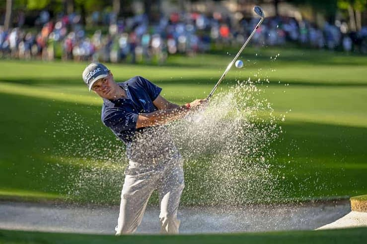 FREE: RBC Heritage PGA DFS Picks for Daily Fantasy Lineups on FandDuel, including Justin Thomas based of Awesemo's premium projections.