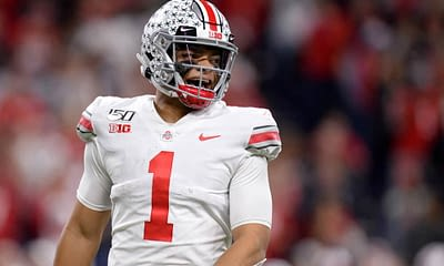 DraftKings CFB DFS Picks and COllege football betting picks for the National CHampionship game featuring Ohio State and Alabama
