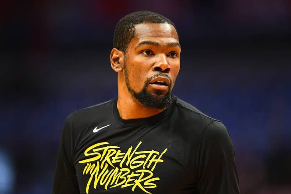 NBA Daily Fantasy DraftKings & FanDuel picks and NBA DFS advice from the Slate Starter Podcast for Wednesday April 14 featuring Kevin Durant