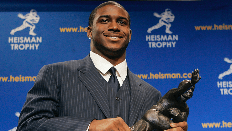 The NCAA announced on Wednesday that they would not be granting Reggie Bush his 2005 Heisman Trophy back even after the new NIL rule