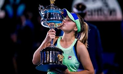 Our FREE Tennis DFS picks for 2/27/20 in Monterrey and Lyon on DraftKings, where Tristan shares his thoughts on Sofia Kenin and more!