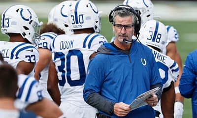 Josh Walfish breaks down the NFL odds for the Week 10 Thursday Night Football game, and gives his favorite picks + prop bets Colts vs Titans