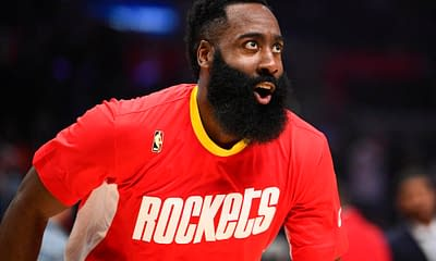 NBA DraftKings Picks for daily fantasy basketball lineups for the New Year's Eve slate 12/31 James Harden
