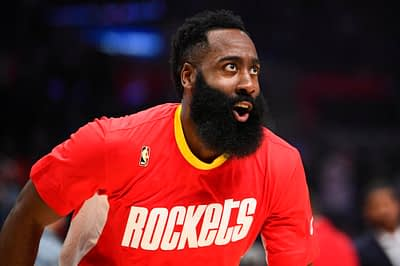 Damien's Pick 5 is back! his top NBA DFS Picks for DraftKings + FanDuel daily fantasy on Sunday, August 9th, including James Harden.