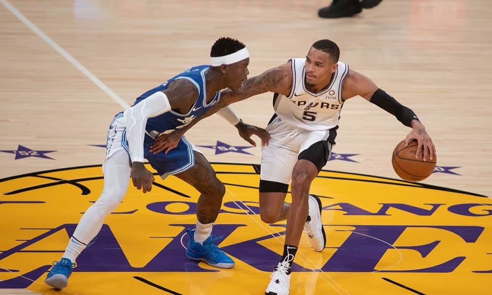NBA player props betting picks predictions NBA Playoffs Round 1 Odds, best bets, moneyline, spread, parlay, western conference eastern conference Dennis Schroeder Los Angeles Lakers Phoenix Suns Milwaukee BUcks Miami Heat Denver NUggets Portland Trail BLazers