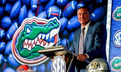2021 Florida Gators College Football season preview schedule depth chart SEC conference betting outlook fantasy picks