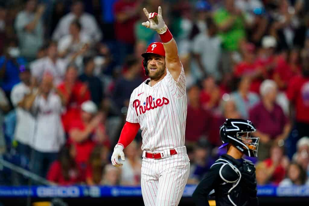MLB DFS Picks, top stacks and pitchers for Yahoo, DraftKings & FanDuel daily fantasy baseball lineups, including the Phillies | Monday, 9/20