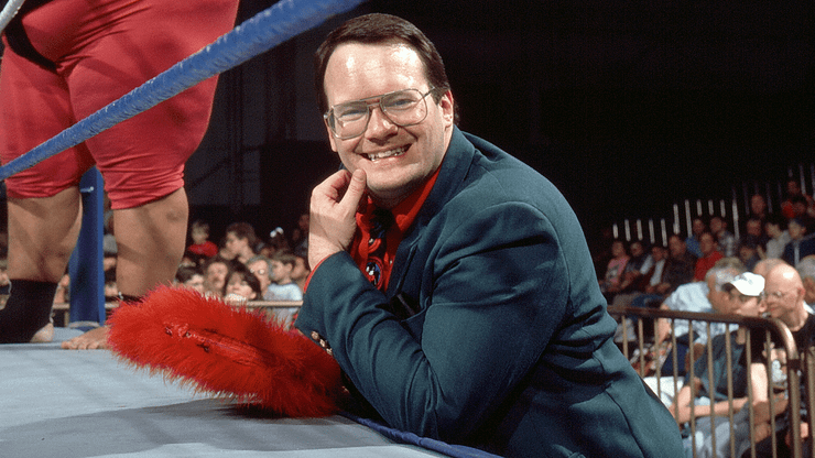 Famed pro wrestling manager Jim Cornette is being accused of allegedly coercing former talents into cuckolding sex parties with his wife.