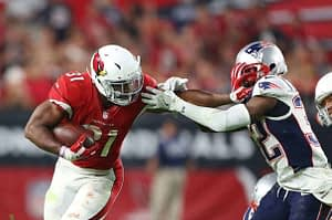 We dive into the fantasy football sleepers and break down Awesemo's Top 3 RBs for 2020. David Johnson, Tarik Cohen, Raheem Mostert.