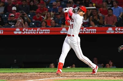 MLB DFS Picks DraftKings FanDuel Tournament Strategy Home Runs projections and ownership percentages with Shohei Ohtani