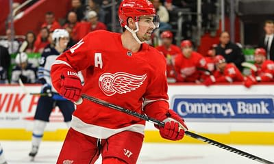 Best online Michigan sports betting NHL picks for Red Wings vs Blackhawks, including NHL odds, props, betting trends