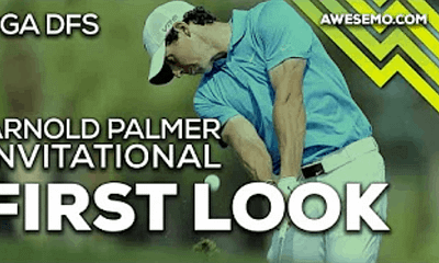 The First Look! with Ben Rasa, Sal Vetri and Geoff Ulrich previews the 2020 Arnold Palmer Invitational for PGA DFS on DraftKings, FanDuel.