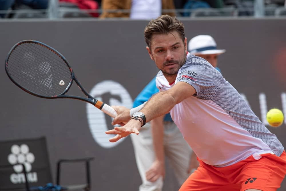 Our FREE Tennis DFS Picks for August 5th on DraftKings. Caleb takes a look at Gael Monfils, Stan Wawrinka and more.