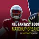 Week 7 NFL daily fantasy football matchups breakdowns. Matt Savoca gives in depth analysis of every game for fantasy & NFL DFS slates.