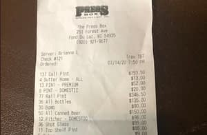 After winning $1 million in the TBT, Travis Diener and the Marquette Alum team got the whole bar drunk, and then for all of it.