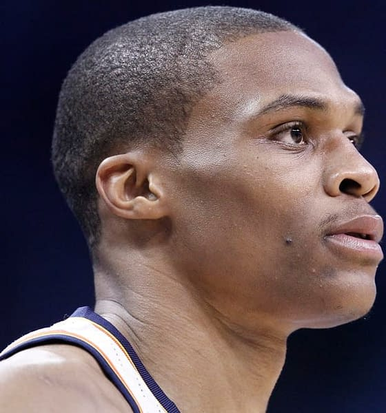 DraftKings & FanDuel NBA Daily Fantasy picks and projections for tonight's DFS basketball slate featuring Russell Westbrook on Friday May 14
