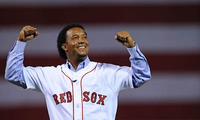 Former pitcher Pedro Martinez finally speaks on the infamous clip of him throwing down Don Zimmer in a benches-clearing affair in 2003