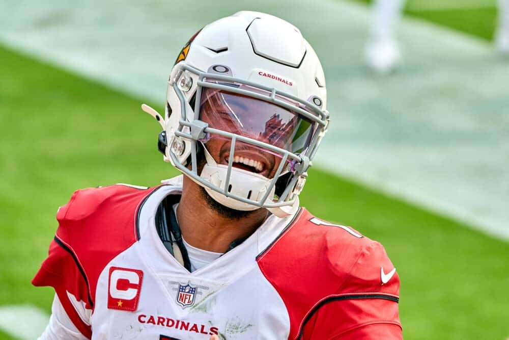 Arizona Cardinals quarterback Kyler Murray ripped the Cowboys when he was asked if he was a fan of the team growing up