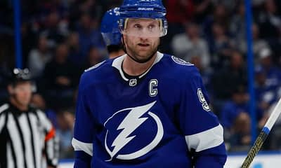 DraftKings & FanDuel NHL DFS picks like Steven Stamkos for December 17 NHL DFS based on projections and rankings from top DFS player.
