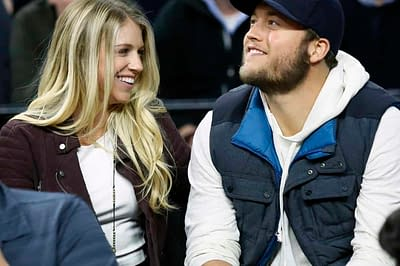 Matthew Stafford's wife, Kelly Stafford, had a message for Detroit after the Rams took the win against the Lions in the first game since the QB left