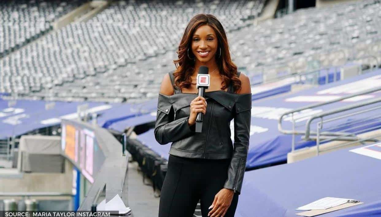 ESPN reporter Maria Taylor announced today that she will not be extending her contract with the network, and she's already close to signing on somewhere else