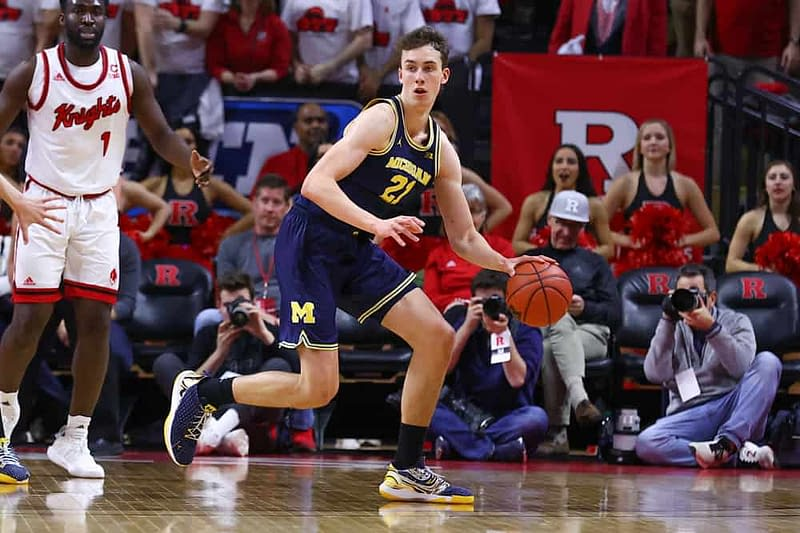 Awesemo NBA betting expert Josh Engleman gives you the best odds, bets and picks to make for Thursday's 2021 NBA Draft like Franz Wagner Top 10.