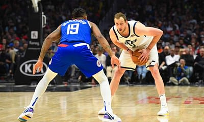 NBA DraftKings Lineup Picks DFS and Daily Fantasy Basketball based on projections and expert simulations from Josh Engleman with Joe INgles and Utah Jazz