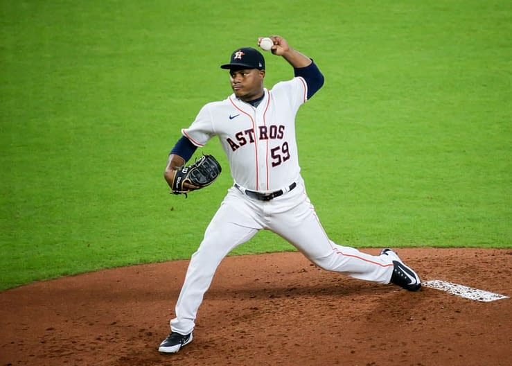 Best MLB Bets today betting picks odds predictions player props Framber Valdez over/under parlay moneyline houston astros strikeouts