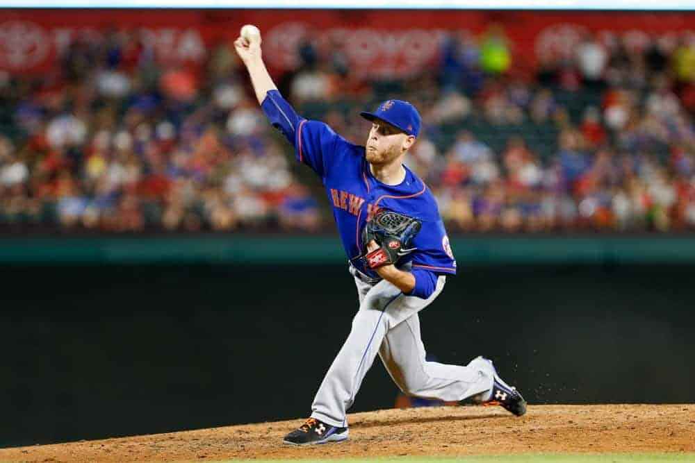 Josh Englman breaks down his favorite MLB DFS picks, including Zack Wheeler and Jose Quintana for DraftKings and FanDuel.
