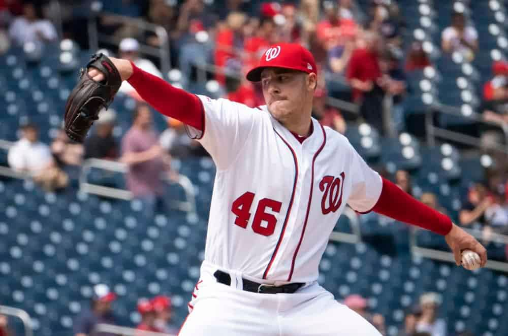 Josh Engleman breaks down his favorite MLB DFS Picks, including Patrick Corbin for DraftKings and FanDuel for September 23