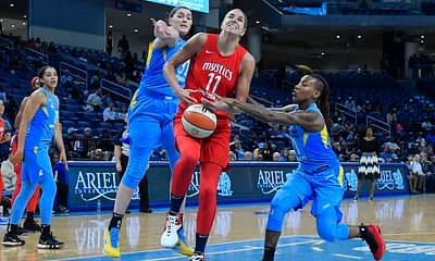 WNBA DFS Picks: It's playoff time and Seth Stinehour has you covered on DraftKings and FanDuel, with Elena Delle Donne and Emma Messerman