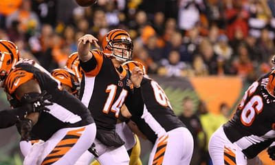 NFL DFS Matchups column: Jaguars and Bengals, looks at Leonard Fournette and Andy Dalton for Week 7 fantasy football, DraftKings, FanDuel