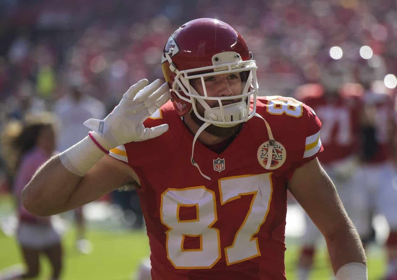 Kansas City Chiefs tight end Travis Kelce has shocked fans everywhere after revealing what his 'real last name' is