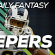 FiveThirtyEight's Josh Hermsmeyer joins Alex 'Awesemo Baker & Chris Spags to give out Week 8 NFL DFS Picks, Sleepers for DraftKings & FanDuel