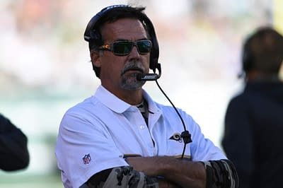 Jeff Fisher made sure to bash the email sent from Jon Gruden that insinuated he was pressured to draft Michael Sam with the Rams