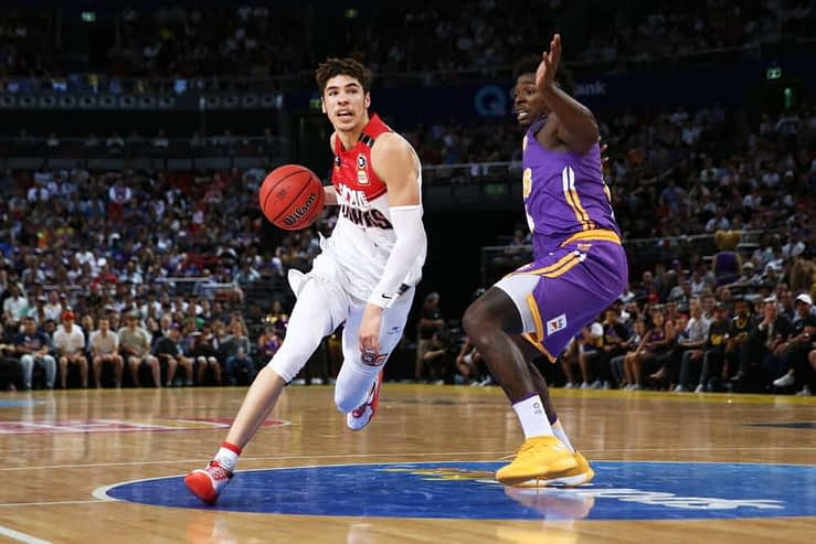 2020 NBA Draft Mock Draft DraftKings FanDuel Picks Lamelo Ball NBA betting picks nba draft prop bets